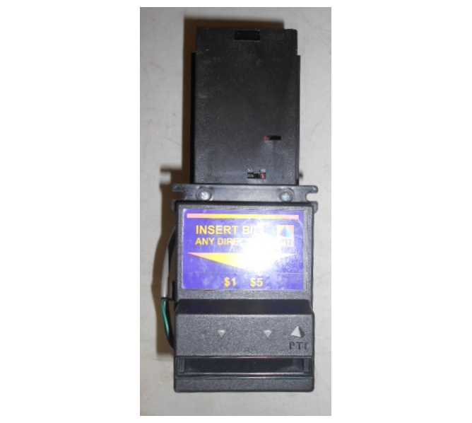 PYRAMID XLC-5200-US2-USA Bill Validator Acceptor Changer DBA #1798 for sale