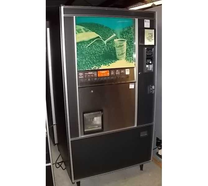 RMI 8050G BEAN GRINDER HOT BEVERAGE Vending Machine for sale