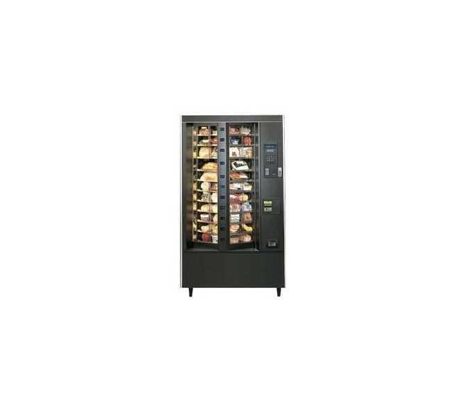 ROWE 648 SHOWCASE COLD FOOD MERCHANDISER Vending Machine for sale