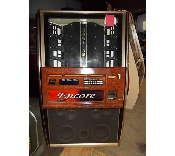 ROWE AMI Encore CD Compact Disc Jukebox for sale #172