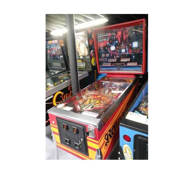 WILLIAMS ROAD KINGS Pinball Machine Game for sale