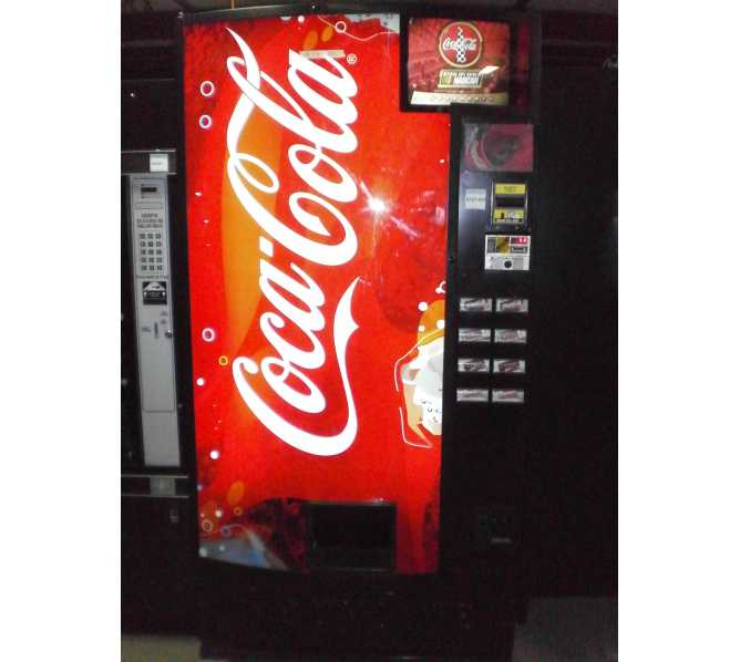 Royal 376 8 SELECTION Can SODA COLD DRINK Vending Machine for sale