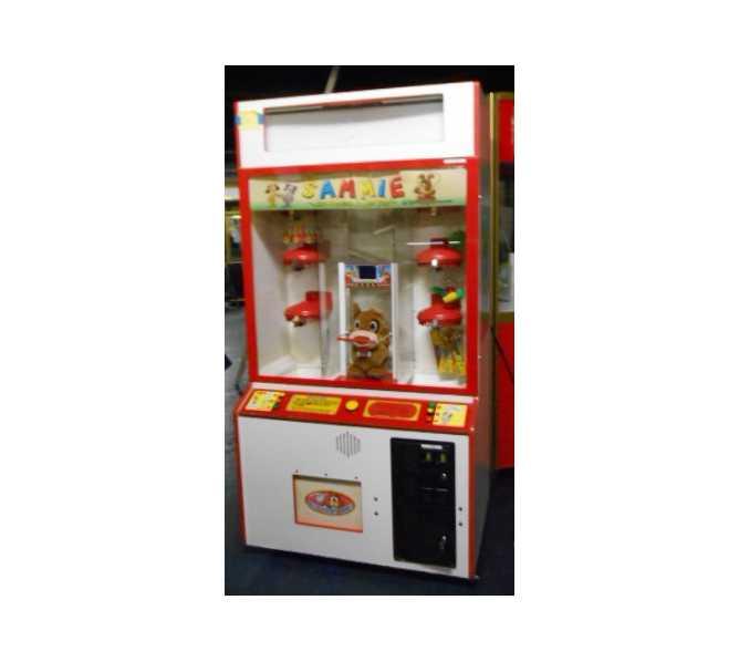SAMMIE THE AMAZING JUMPING DOG Redemption/Bulk Merchandiser Arcade Machine Game for sale by SAMMY