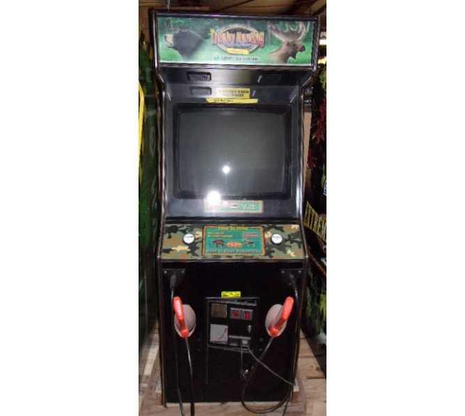 SAMMY USA TURKEY HUNTING USA Upright Arcade Machine Game for sale