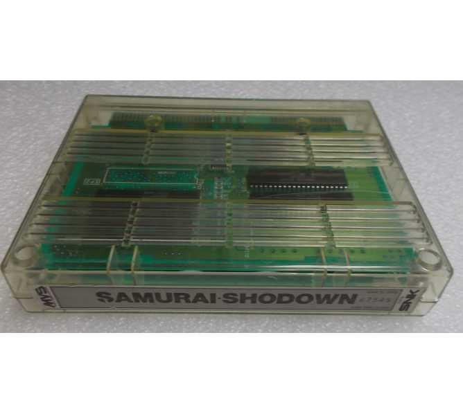 SAMURAI SHODOWN Arcade Machine Game Neo Geo Cartridge for sale - SNK