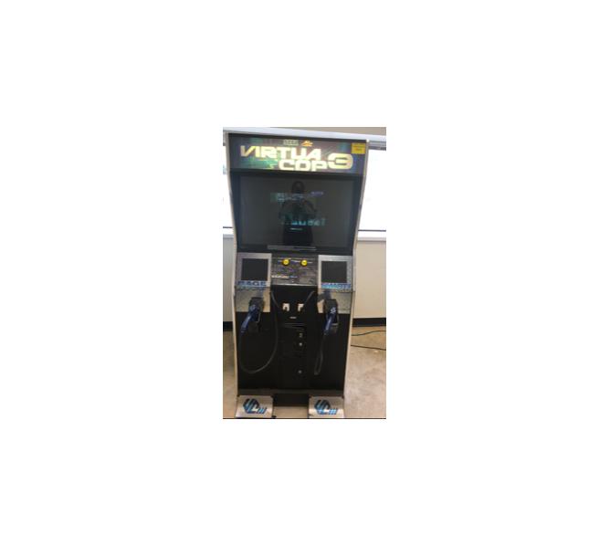 SEGA VIRTUA COP 3 Upright Arcade Machine Game for sale