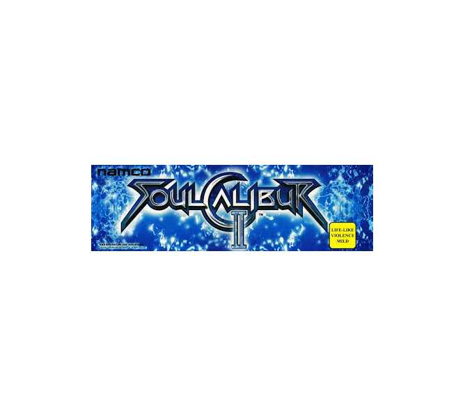 SOUL CALIBUR 2 Upright Arcade Machine Game for sale by NAMCO