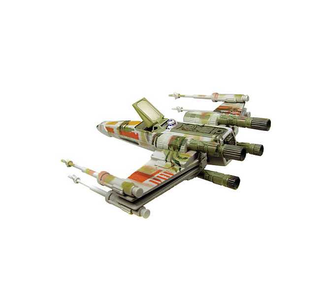 STAR WARS TRILOGY Pinball Machine Game X-WING FIGHTER toy for sale