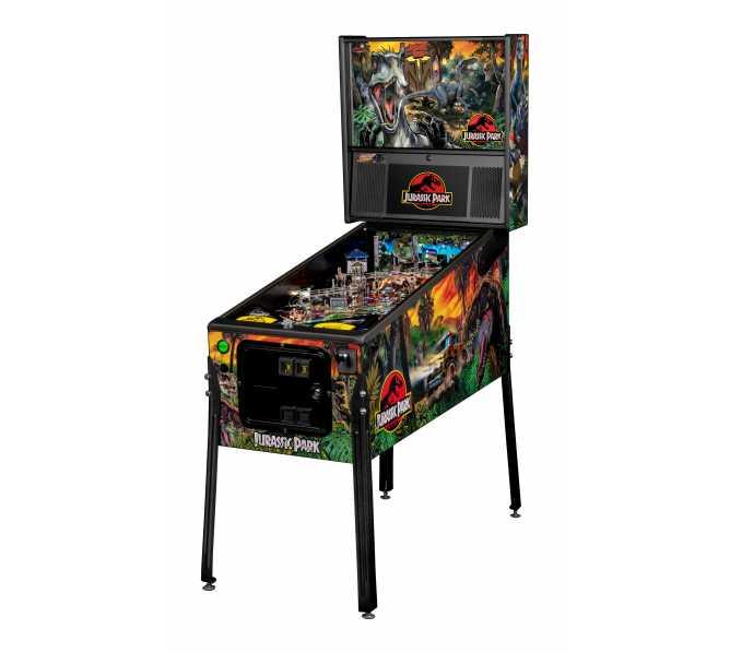 STERN JURASSIC PARK PREMIUM Pinball Game Machine for sale