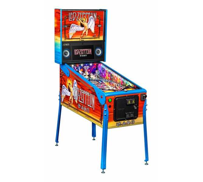 STERN LED ZEPPELIN LE Pinball Game Machine for sale