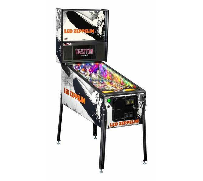 STERN LED ZEPPELIN PREMIUM Pinball Game Machine for sale
