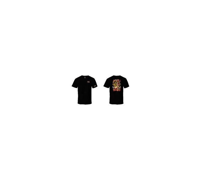 STERN OFFICIAL Pinball Rampage Tee Shirt Sizes XS thru XXXL #882-2007-00 for sale