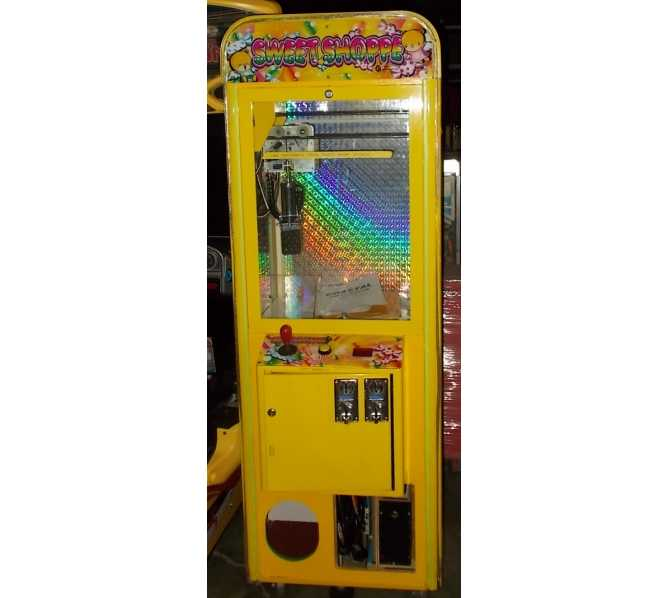 SWEET SHOPPE Candy Crane Arcade Machine Game for sale