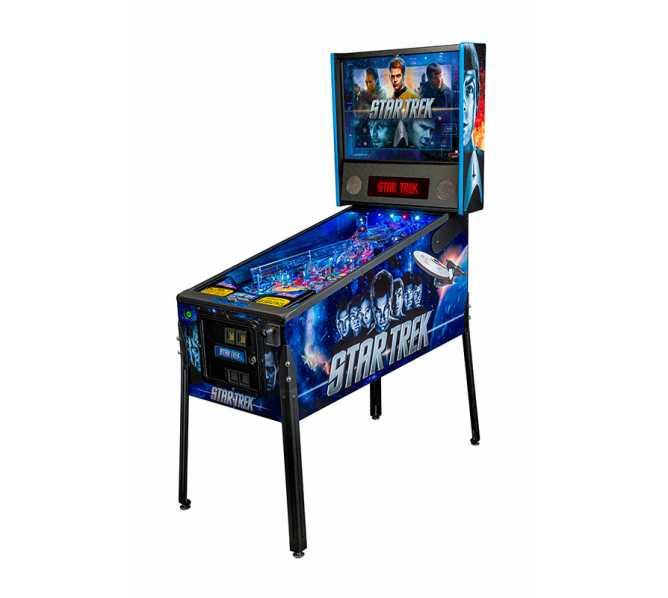 STERN STAR TREK STARFLEET PRO Pinball Game Machine for sale