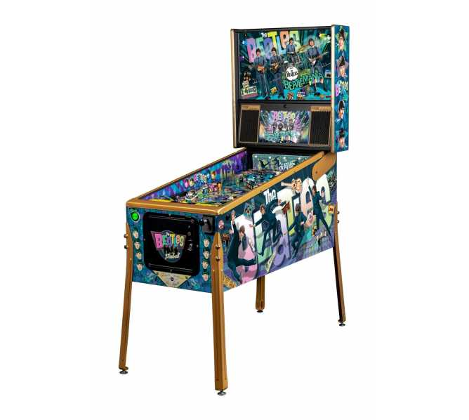 Stern THE BEATLES THE GOLD EDITION Pinball Machine Game for sale