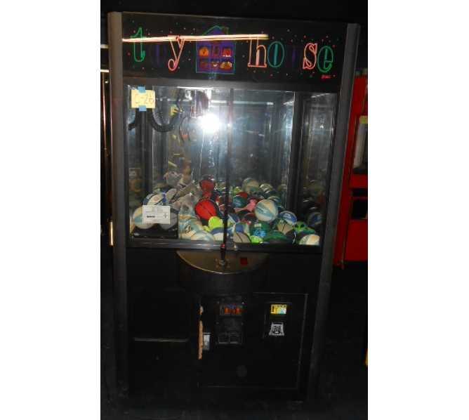 TOY HOUSE CRANE Arcade Machine Game for sale