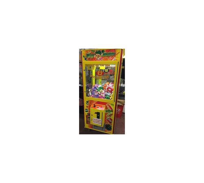 TOY SOLDIER CRANE Arcade Machine Game for sale