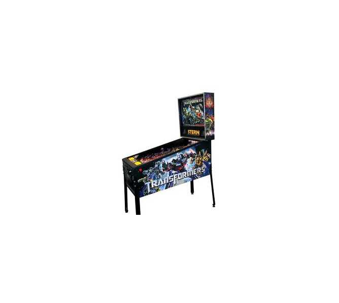 STERN TRANSFORMERS PRO Pinball Machine Game for sale