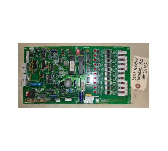 UNIBREW Coffee Vending Machine CONTROL Board #5192 for sale