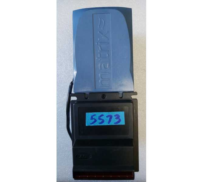VTI MATRIX MX-S-D6-USD DBA Dollar Bill Acceptor Validator #5573 for sale