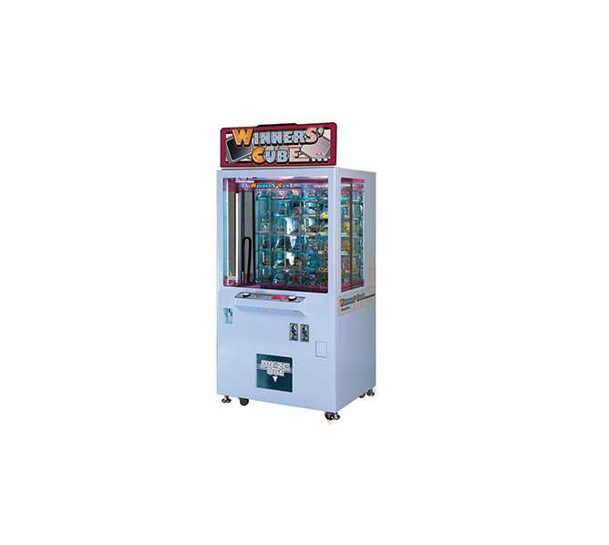 WINNERS' CUBE Prize Redemption Arcade Machine Game for sale