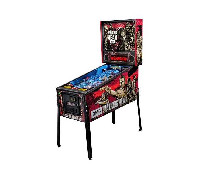 STERN THE WALKING DEAD PRO Pinball Game Machine For Sale by Stern Pinball