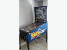 BACK TO THE FUTURE Pinball Machine Game for sale