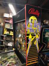 BALLY ELVIRA AND THE PARTY MONSTERS Pinball Machine Game for sale