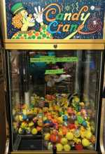CANDY CRANE Arcade Machine Game for sale