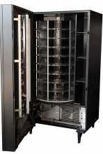 CRANE 431 SHOPPERTRON COLD FOOD MERCHANDISER Vending Machine for sale