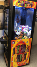 Plush Small Products Claw Crane Arcade Machine Game for sale