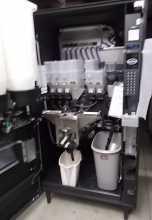 Crane National Vendors 677, Seattle's Best Hot Drink Center Hot Beverage Vending Machine for sale