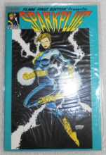 FLARE FIRST EDITION SPARKPLUG #9 - COMIC BOOK for sale
