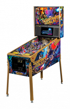 STERN GUARDIANS OF THE GALAXY LE Pinball Machine Game for sale