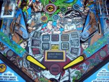 JURASSIC PARK Pinball Machine Game for sale