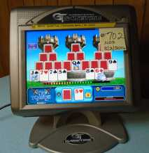 MERIT GAMETIME Touchscreen Arcade Game Machine for sale - 100+ Games in 1 #702