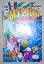 """MYSTERY INCORPORATED """"MAYHEM ON THE MYSTERY MILE"""" #1 COMIC BOOK for sale - April 1993 - IMAGE COMICS"""
