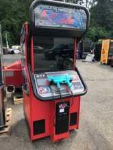 NAMCO CRISIS ZONE Upright Arcade Machine Game for sale