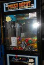 PRIZE DEPOT Redemption Arcade Machine Game for sale by COAST TO COAST AMUSEMENTS