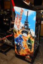 ROAD BURNERS Sit-Down Arcade Machine Game for sale by ATARI