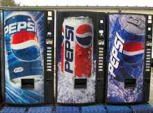 Royal 552 RVMCE 8 SELECTION Can SODA COLD DRINK Vending Machine for sale