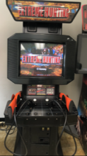 SAMMY EXTREME HUNTING Double Gun Upright Arcade Machine Game for sale