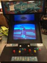 SOUL CALIBUR Upright Arcade Machine Game for sale