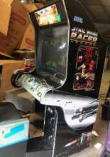 SEGA STAR WARS POD RACER Sit-Down Arcade Machine Game for sale