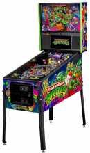 STERN TMNT Teenage Mutant Ninja Turtles PRO Pinball Machine Game for sale