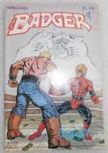 """THE BADGER """"DOGFIGHT"""" Vol. 1 No.4 COMIC BOOK for sale"""