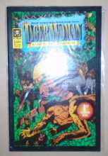 THE TIGER WOMAN: A GENETIC PARK ADVENTURE #1 COMIC BOOK for sale - September 1994 - MILLENNIUM