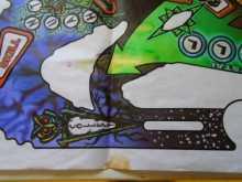 WIZARD OF OZ Pinball Machine Game TEST PRINT Artwork