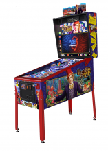 WILLY WONKA & THE CHOCOLATE FACTORY CE Pinball Machine Game for sale