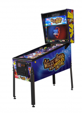 WILLY WONKA & THE CHOCOLATE FACTORY Standard Pinball Machine Game for sale